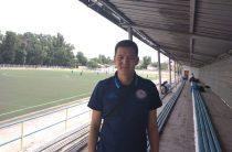 Куаныш Бакытбеков: «Воспитанники футбольных центров – это будущее казахстанского футбола»