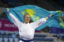Все медали: жамбылцы уже внесли в копилку сборной золото, серебро, бронзу