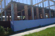 В Таразе борются с незаконным строительством объектов