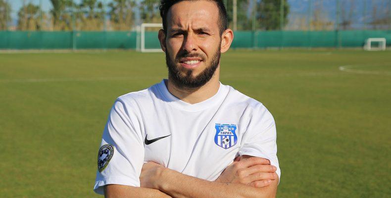 Впервые за «Тараз» будет играть бразилец