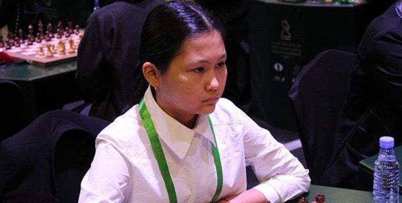 Таразчанка приносит победу сборной Казахстана на чемпионате мира!