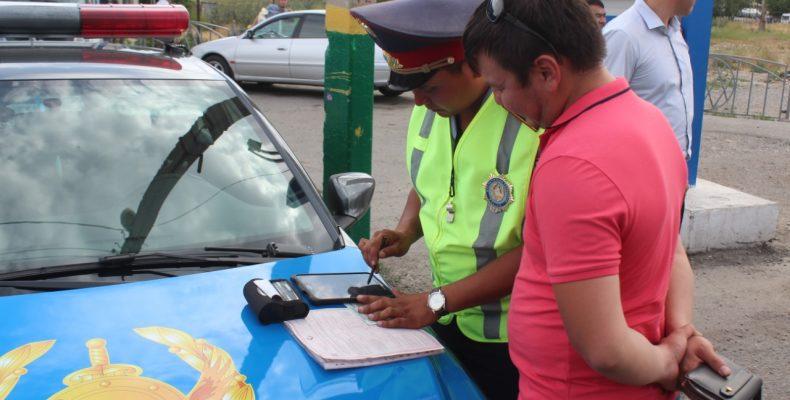 Операция «Правопорядок»: сколько задержали и кого наказали жамбылские полицейские