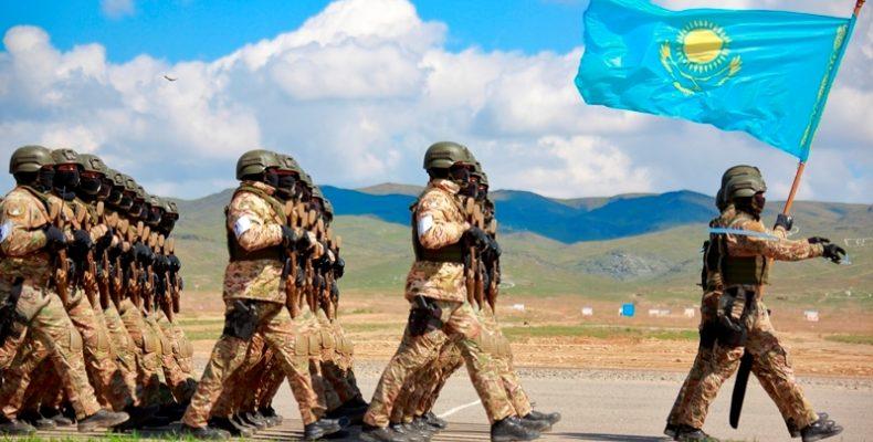Более трех тысяч военнослужащих готовятся к Боевому параду Вооруженных Сил страны 7 мая