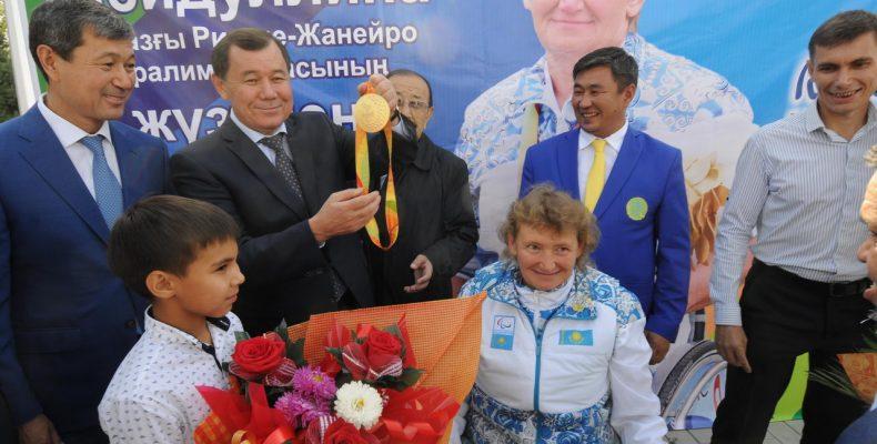 Спортивные итоги подвели в Жамбылской области