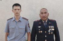 15 представителей семьи Парманкуловых работают в полиции Жамбылской области