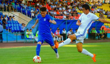 С победой! — ФК «Тараз» на своем поле разгромно обыграл шымкентский «Кыран»