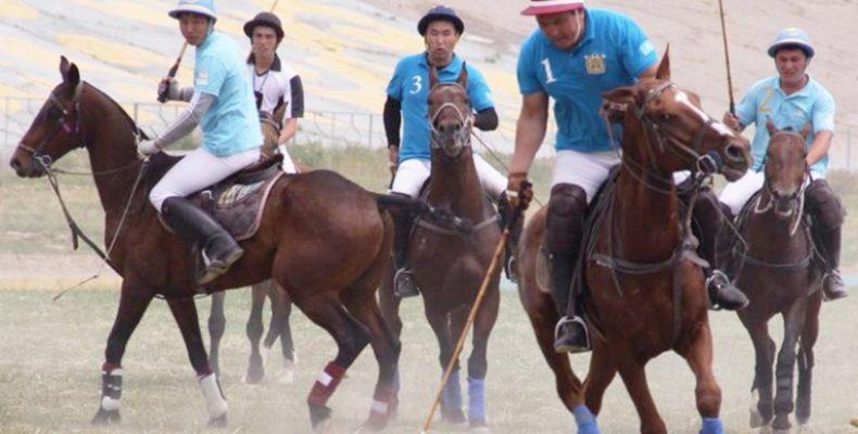 Увлекательный турнир по конному поло прошел под Таразом