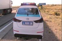 Полицейские Жамбылской области ищут новые способы предупреждения ДТП