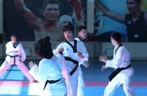 Республиканский турнир по Джун Ри таэквондо памяти Германа Има прошел в Таразе