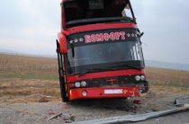 В ДТП на трассе «Алматы-Шымкент» погибла девушка