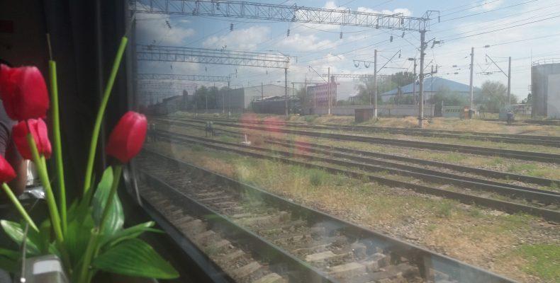 Логистика: Все железнодорожные пути ведут в Тараз