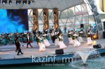 Дни культуры Жамбылской области прошли в Астане
