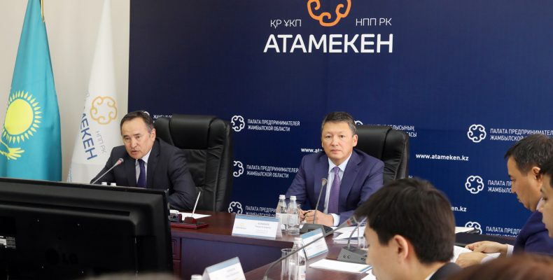 Авторитет региональных советов НПП «Атамекен» стал очень высоким — Т. Кулибаев