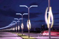 «Умные» светильники будут помогать жамбылской полиции