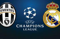 Лига чемпионов: «Ювентус» — «Реал» : угадай счет и получи 15 тысяч тенге!