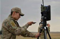 На военном полигоне в Жамбылской области готовятся к Международным армейским играм