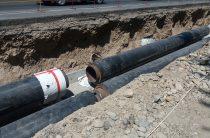 В Таразе наказывают строителей за срыв графика работ