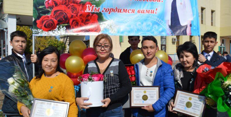 Учителя Тараза признаны лучшими учителями республики