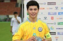 Самый дорогой жамбылский футболист участвует в проекте «100 новых лиц Казахстана»