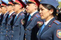 Конкурс на вакантные места в жамбылском Департаменте полиции открыт в регионе
