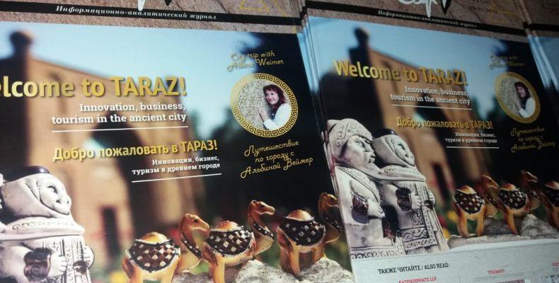 Жамбылская область. Яркие события 2019 года по версии журнала «СЭР»