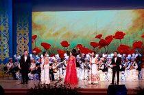 Жамбылская областная филармония имени Кенена Азербаева продолжает песенные традиции Великой Степи