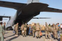 В Монголию отправились военно-воздушные силы РК