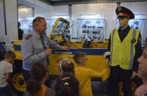 Полицейские встретились с воспитанниками школы-интерната «Мейірім»