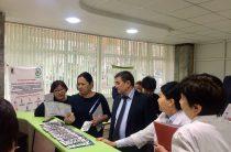 Как будем переходить на обязательное медицинское страхование – проверили в Жамбылской области