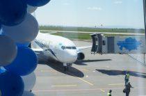 Торжественное открытие международного аэропорта «Аулие-Ата» прошло в Таразе