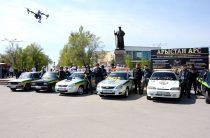 Жамбылская полиция показала, как можно защититься от воров