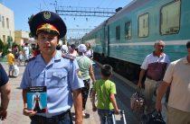 В Жамбылской области прошла акция«Вместе остановим торговлю людьми!»