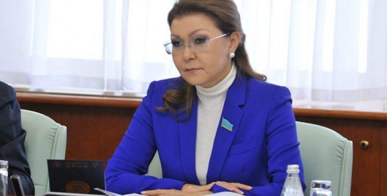 Дарига Назарбаева возмутилась распределением миллиардных средств частной компании