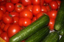 В Таразе взлетели цены на огурцы и помидоры – в облакимате обещали цены снизить
