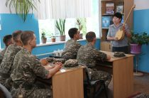 День домбры в армии