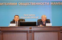Когда в Таразе будут очистные сооружения — к визиту вице-премьера РК Бердибека Сапарбаева