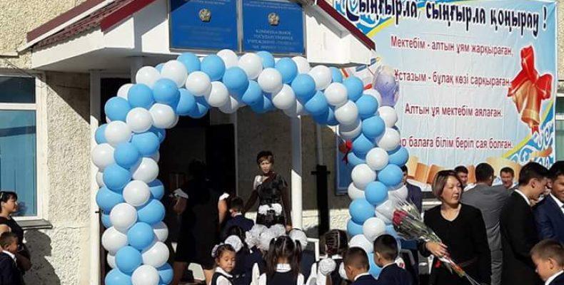 Половина учителей восьмой школы Тараза срочно выучила английский язык
