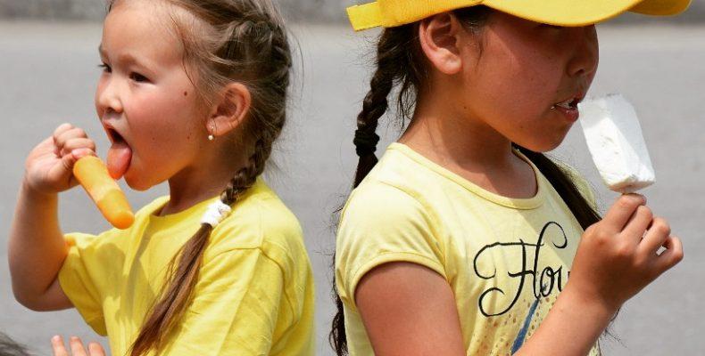 Как проводят свой летний отдых жамбылские дети