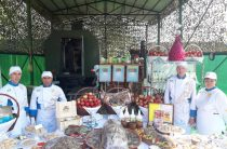 «Полевая кухня»: особая служба – кормить