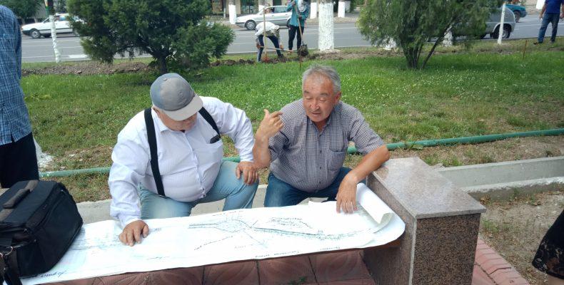 Масштабные реконструкции на дорогах и в парках Тараза будут проведены этим летом