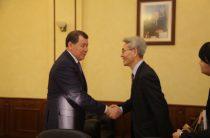 Посол Южной Кореи поблагодарил казахский народ за помощь в трудные годы