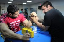 Открытый Кубок Азии по армрестлингу пройдет в Таразе