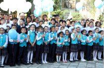 Новую школу по последнему слову техники открыли в Таразе