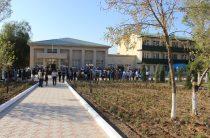 Уникальный оздоровительный санаторий «Айша-биби» открылся близ Тараза