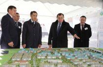 Премьер-Министр Казахстана прибыл в Жамбылскую область