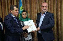 Жамбылская область подписала протокол намерений о сотрудничестве с провинцией Гилян