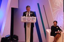 Министр образования Ерлан Сагадиев выразил надежду на педагогический вуз Тараза в модернизации образования