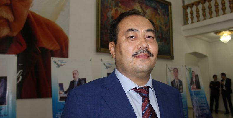 Рустем Даулет назначен руководителем аппарата акима Жамбылской области