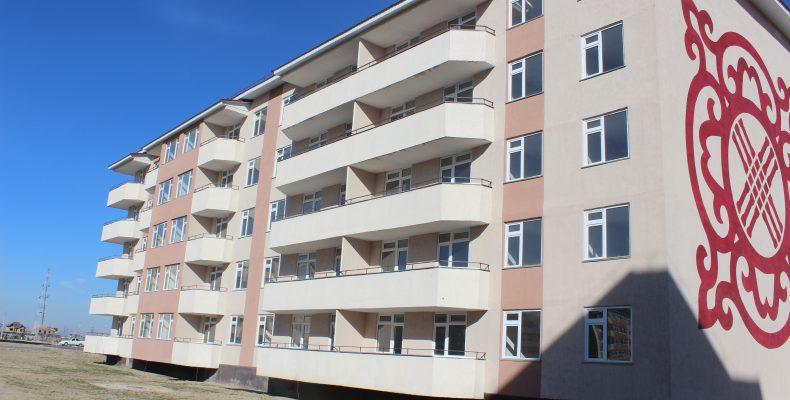 Стоимость жилья в Жамбылской области будет дешевле за счет своего жилстройкомбината