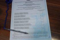 Как жители Казахстана проголосовали на выборах президента?